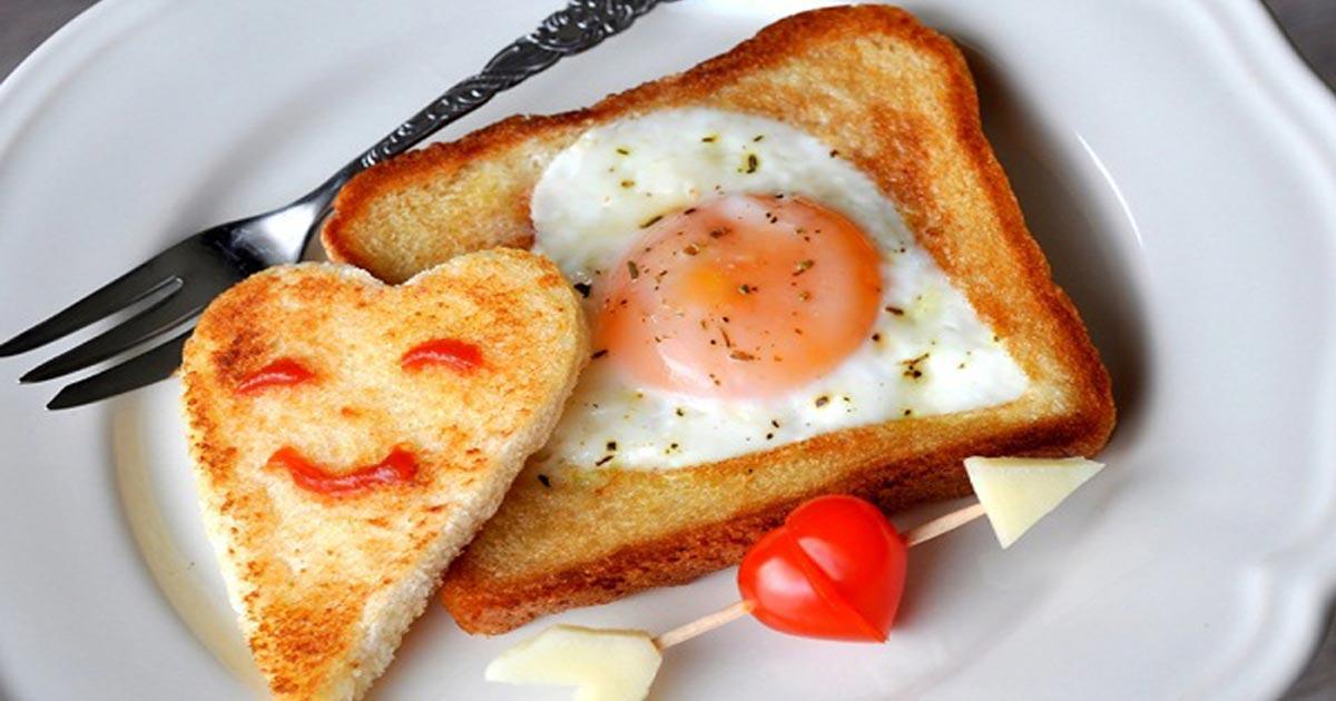 สูตรอาหารเช้า