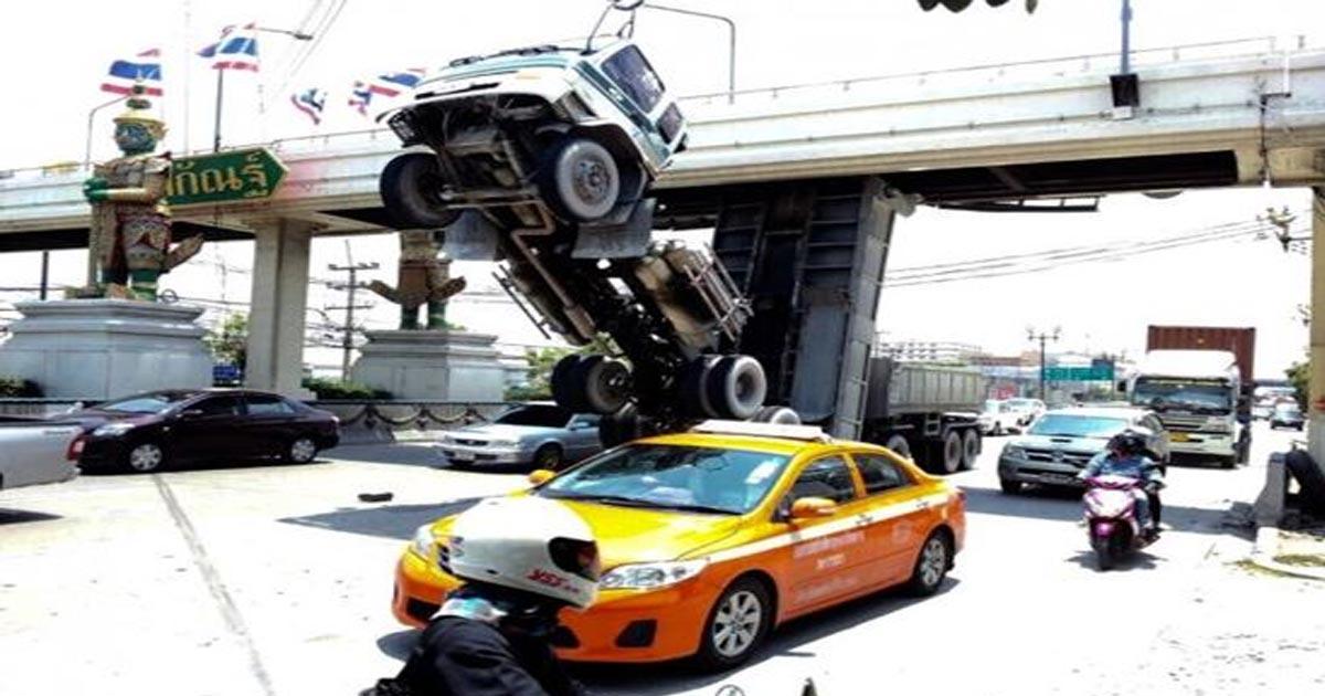 อุบัติเหตุไทย