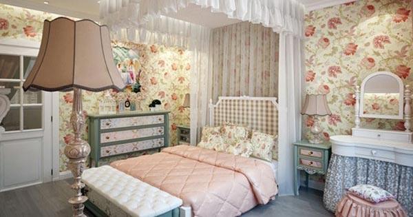 ห้องนอนวินเทจ