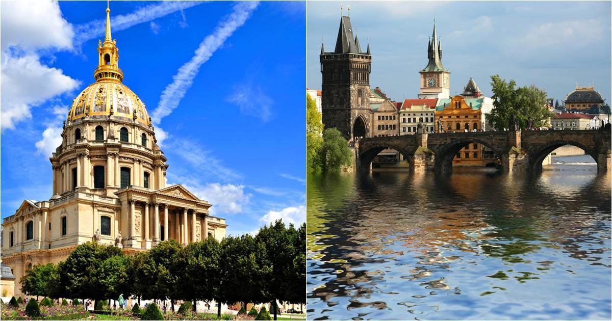 เที่ยวยุโรป
