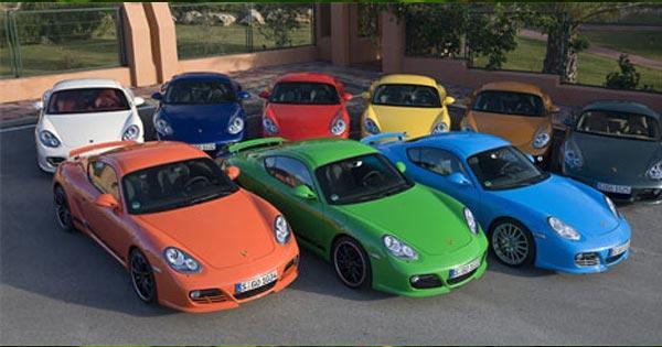 สีรถถูกโฉลก