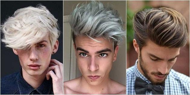 สีผมผู้ชาย
