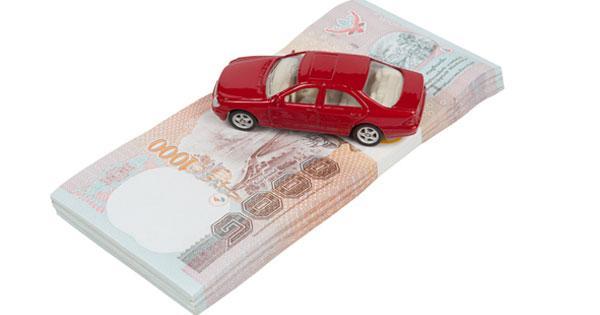ภาษีรถยนต์