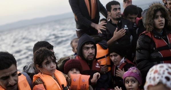 ผู้อพยพลี้ภัย