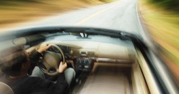 ขับรถเร็ว