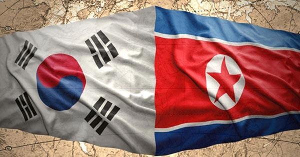 เกาหลีเหนือ เกาหลีใต้