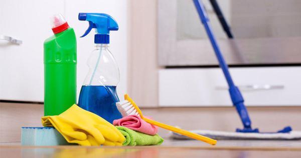 อุปกรณ์ทำความสะอาด