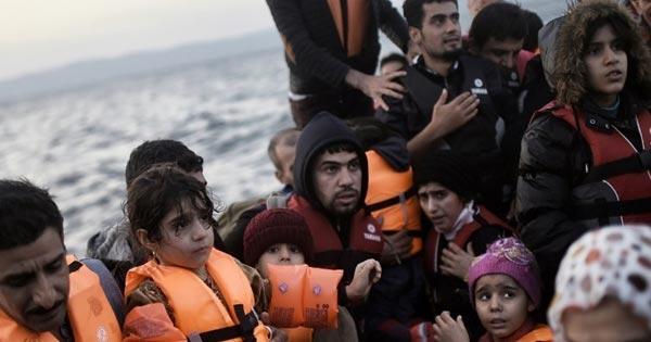 ผู้อพยพลี้ภัยซีเรีย