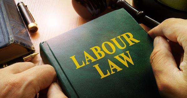 กฎหมายแรงงาน