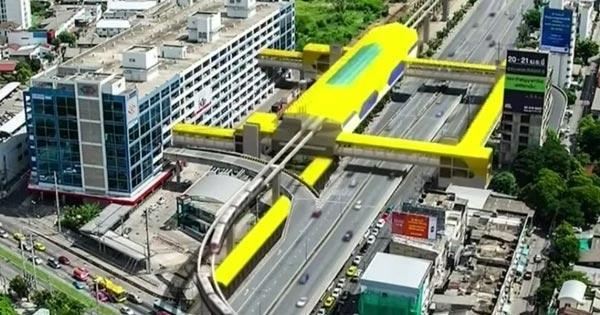 นี้เตรียมเปิดประมูลรถไฟฟ้าสายสีเหลือง-สีชมพู