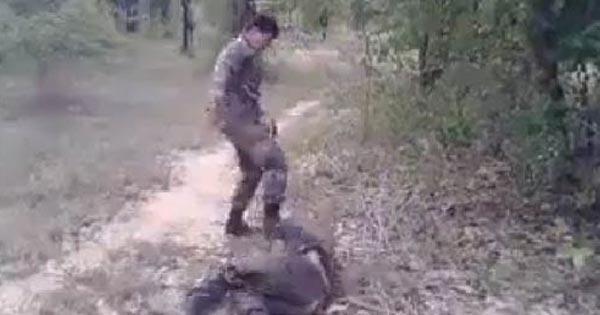 ทหารถูกซ่อม