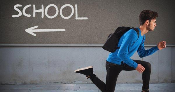 เด็กหนีโรงเรียน