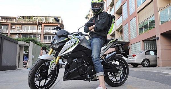 มอเตอร์ไซค์ Yamaha