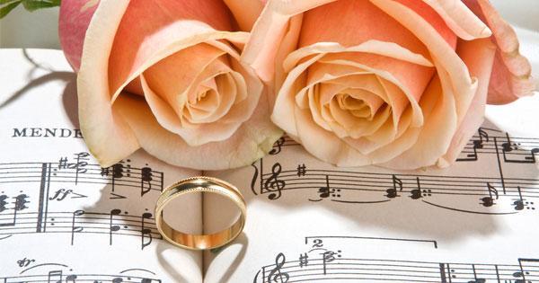 เพลงสำหรับแต่งงาน