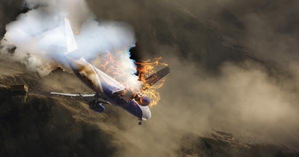 เครื่องบินตกภูเก็ต