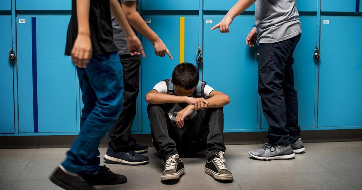 การแกล้งกันในโรงเรียน