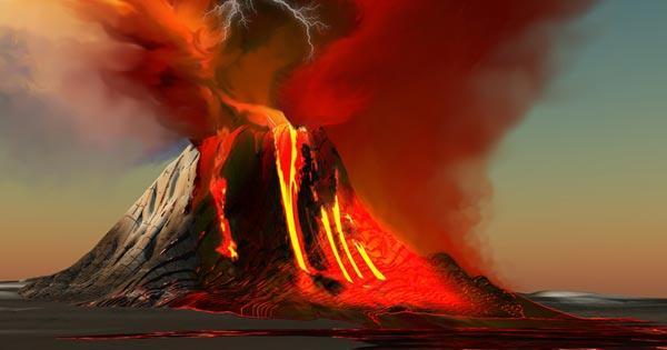 ภูเขาไฟฮาวาย
