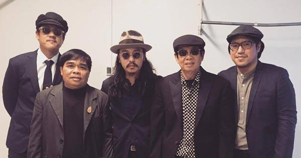 The Paradise Bangkok Molam International Band
