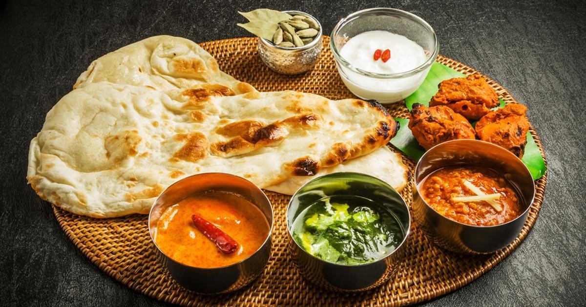 อาหารอินเดีย รวมสูตรอาหารอินเดีย