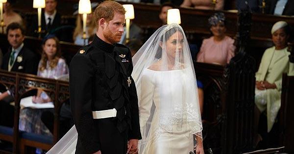 งานแต่งเจ้าชายแฮร์รี่ เมแกน มาร์เคิล