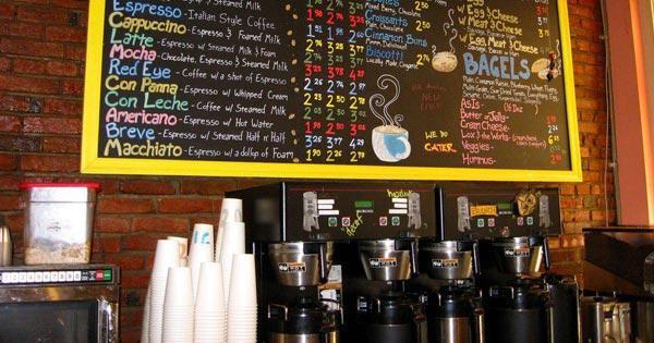 ร้านกาแฟอุดรธานี