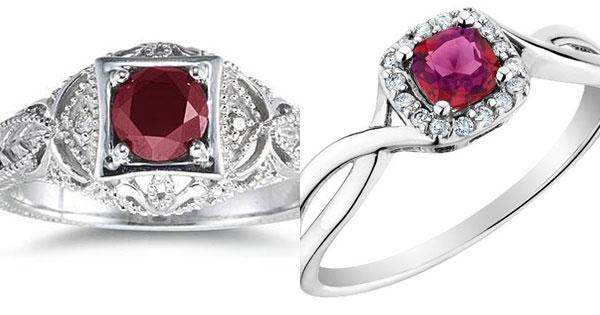 แหวนแต่งงานวินเทจ