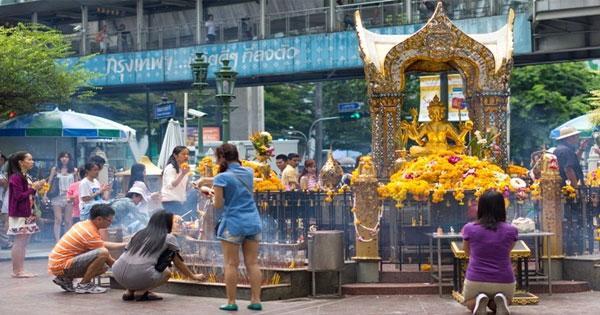 ความเชื่อคนไทย