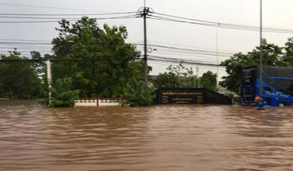 น้ำท่วมไทย