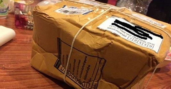 ไปรษณีย์ไทยฉาว