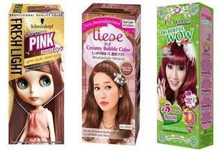 แชมพูเปลี่ยนสีผม 10 ตัวฮิต ที่สาว ๆ เลือกใช้ สีสวย ทำง่าย